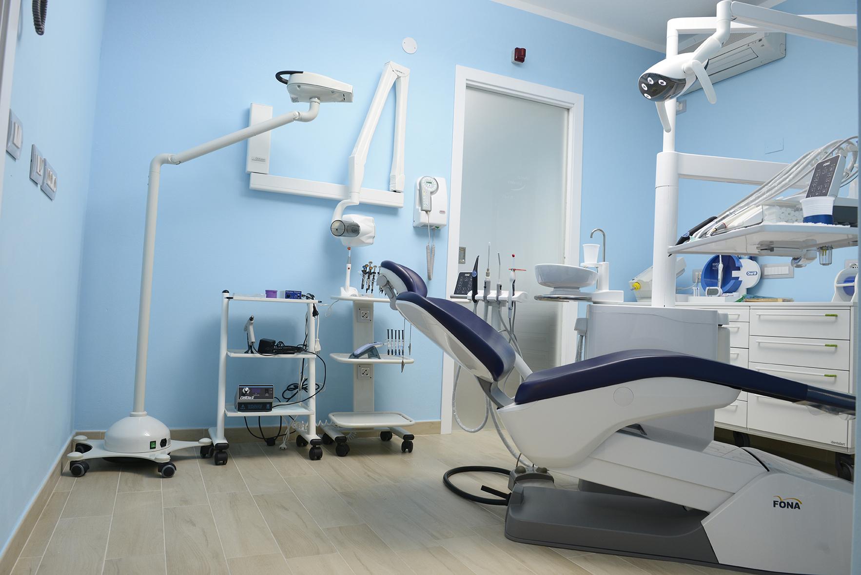 Studio dentistico a Carbonia -Roberto Vargiolu - Carbonia