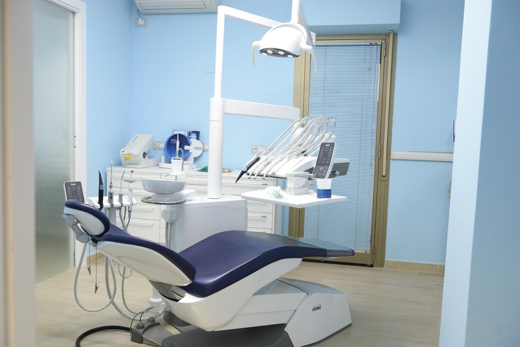 Pulpotomia - Studio Dentistico Vargiolu - Carbonia